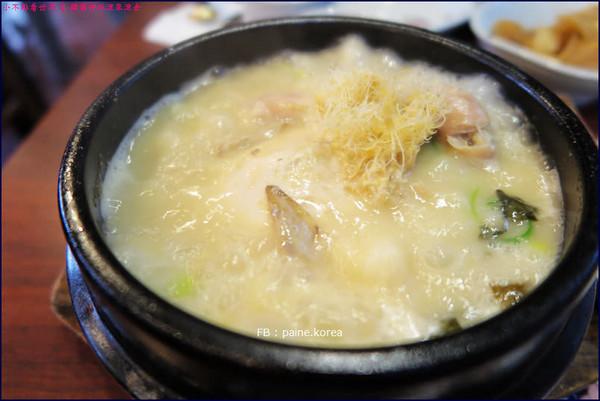 ▲韓國蔘雞湯。(圖/小不點Paine提供)