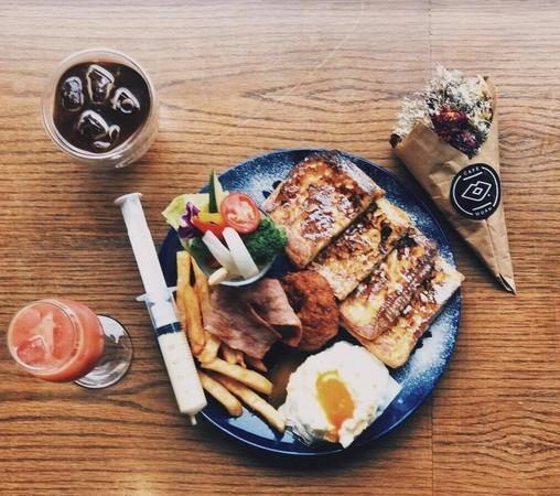 Café Muah(圖/翻攝自Café Muah擁護藝人者團)