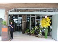▲▼永和廢棄鐵工廠重生為韓式烤肉餐廳51bbq。(圖/記者黃士原攝)
