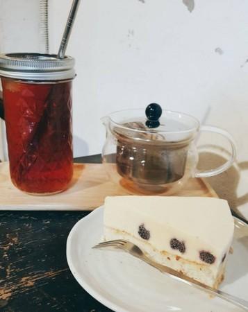可以住的新竹市老屋咖啡廳!甜點全手工 連果醬都本身做