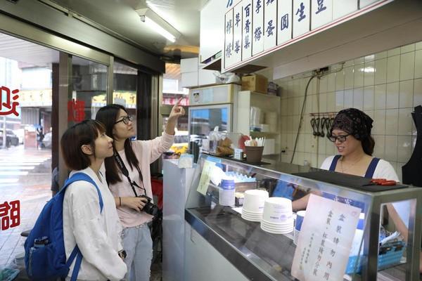 台北也有傳統冰店!萬華70年老店的蛋糕是純冰淇淋
