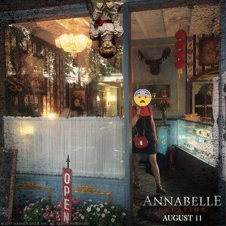 ▲安娜貝爾(圖/翻攝自annabellespresence.com)