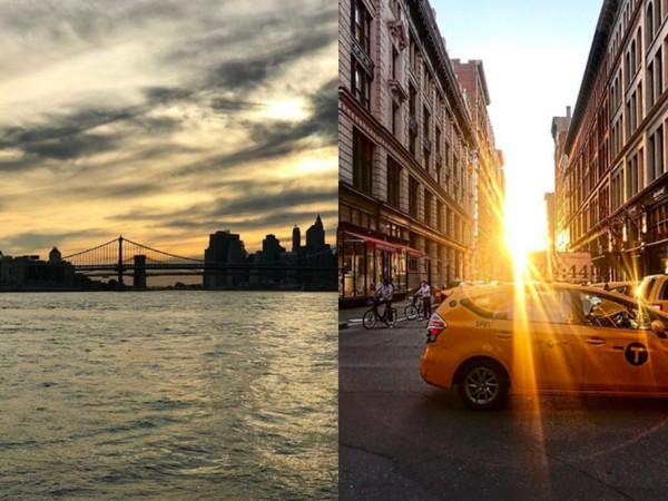 ▲IG大師教你拍完美夕陽(圖/翻攝自crissibeth Instagram)