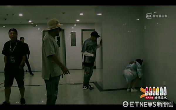 ▲▼ 中國有嘻哈。(圖/翻攝愛奇藝)