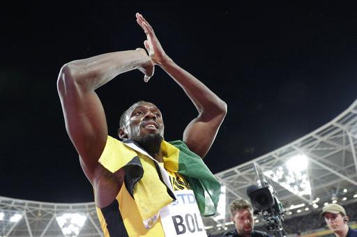 ▲▼   牙買加Usain Bolt  (圖/達志影像/美聯社)