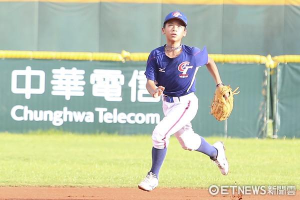 ▲▼ 0806 U12世界盃少棒冠軍賽中華對賽前訓練,劉彥宇。(圖/記者黃克翔攝)