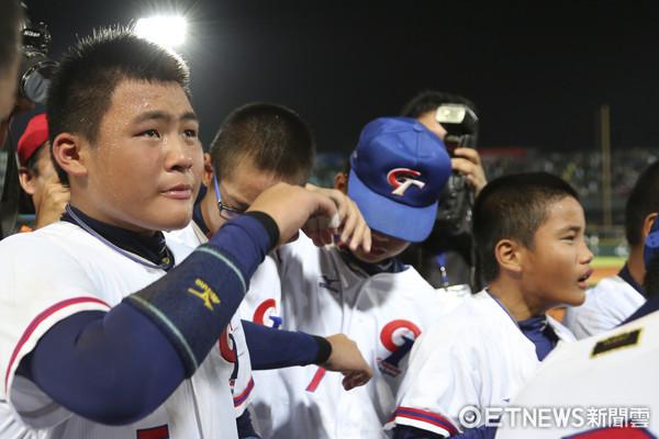 ▲▼0806 U12世界盃少棒複賽中華VS美國。(圖/記者黃克翔攝)
