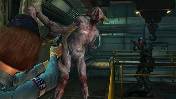支援雙人線上合作,大受玩家好評的「突襲模式」!(圖片來源:官方網站)