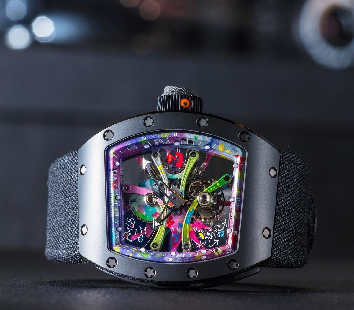 【專題】關於錶壇貴公子RICHARD MILLE,還有什麼是你所不知道的?