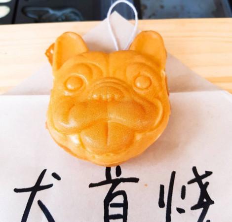 ▲▼ 超可愛法鬥臉!台南新開幕犬首燒。(圖/IG@tobeafatterman提供,請勿隨意翻拍,以免侵權。)照片利用需附連結,並回傳登載網址給對方