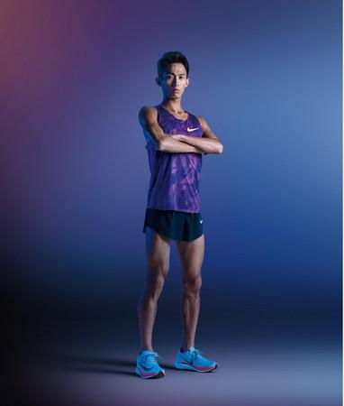 ▲周庭印 、楊俊瀚、張凱貞 、陳盈駿、王維琳。(圖/Nike提供)