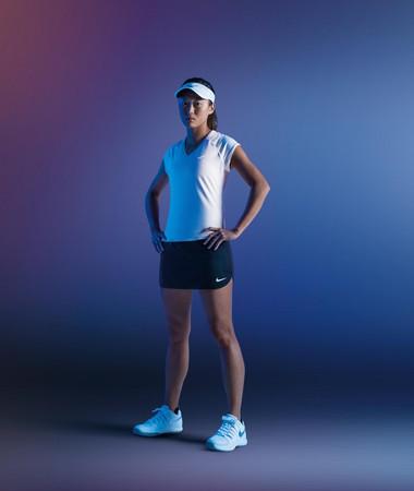 ▲張凱貞 (世大運網球選手)。(圖/Nike提供)