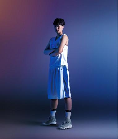 ▲王維琳(世大運籃球選手)。(圖/Nike提供)