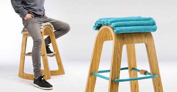 ▲搖擺「不倒翁椅」Muista(圖/翻攝自www.kickstarter.com)
