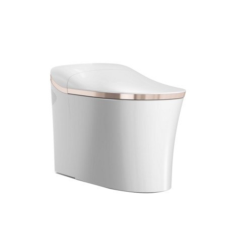 ▲KOHLER推出智慧馬桶,強調會自己「洗馬桶」。(圖/KOHLER提供)