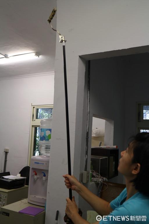 ▲▼台北野鳥救傷中心,野放鳥類電梯。(圖/記者戴榕萱攝)