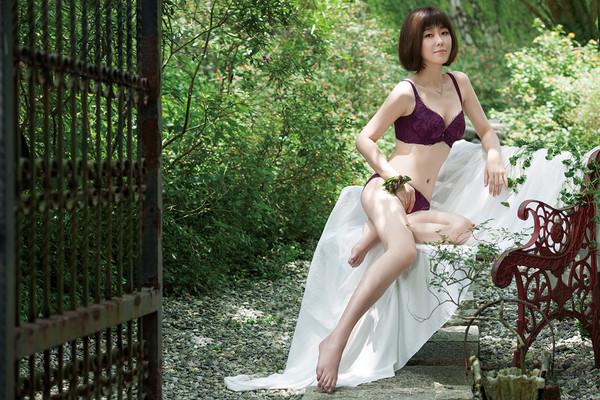 ▲奧黛莉內衣推出情人節限定款。(圖/品牌提供)