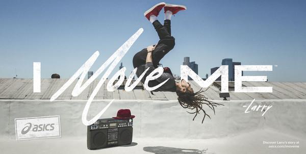 ▲ASICS近日發表全新品牌企劃-「I MOVE ME」 期望鼓勵更多人愛上運動、追求健康活力的生活方式。(圖/公關提供)