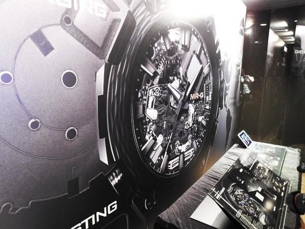 【現場直擊】最貴CASIO記錄再度刷新!CASIO MR-G「霞鎚目」香港正式發表