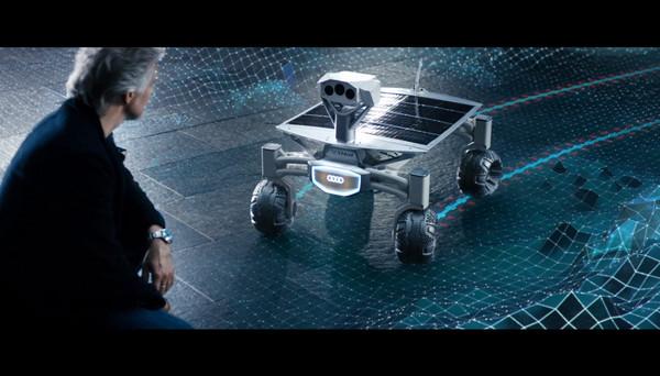 ▲▼ 德科學團隊攜手奧迪造登月車。(圖/翻攝自PT科學家官網)