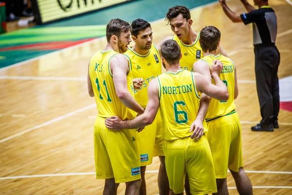 ▲亞洲盃,澳洲。(取自FIBA官網)