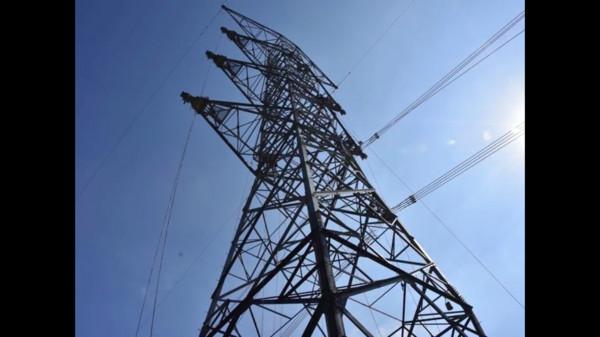 ▲▼ 和平電廠電塔修復完成。(圖/經濟部影片)