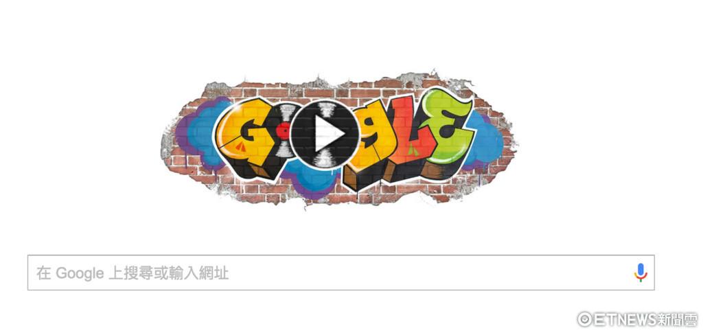 懷念「嘻哈」誕生44禮拜年   Google首頁用中文教你怎樣「刷碟」