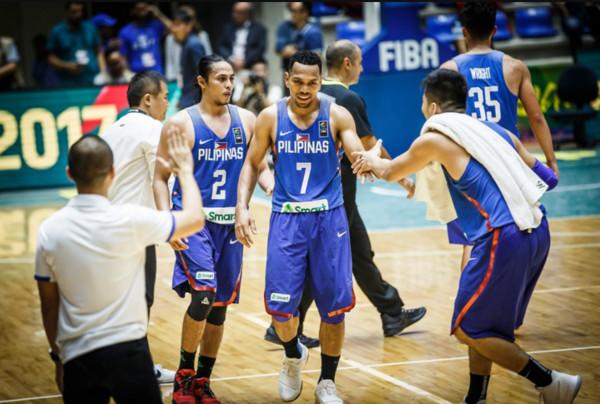 ▲亞洲盃,菲律賓。(圖/截自FIBA官網)