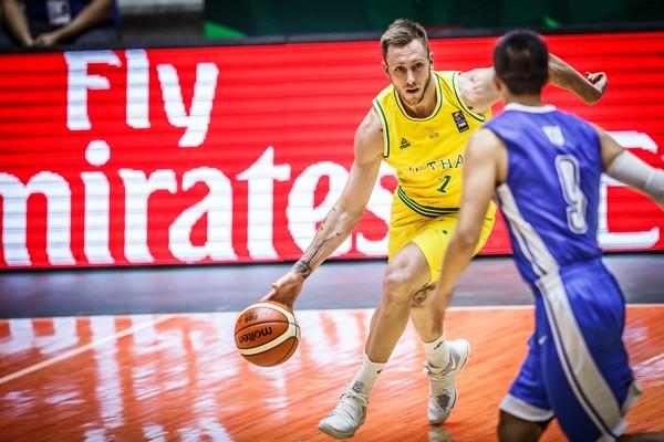 ▲亞洲盃澳洲克里克。(圖/取自FIBA官網)