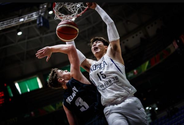 ▲亞洲盃,金鍾奎。(圖/截自FIBA官網)