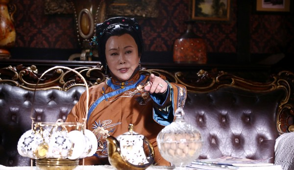 ▲《兄弟兄弟》由斯琴高娃、陳建斌主演。(圖/年代MUCH台提供)