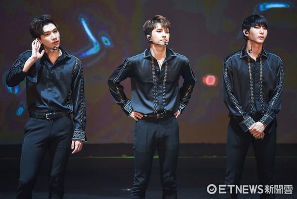 ▲▼VIXX Live Show in Taiwan [Shangri-La]。(圖/記者李毓康攝)
