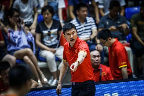 ▲亞洲盃中國郭艾倫、杜鋒。(圖/取自FIBA官網)