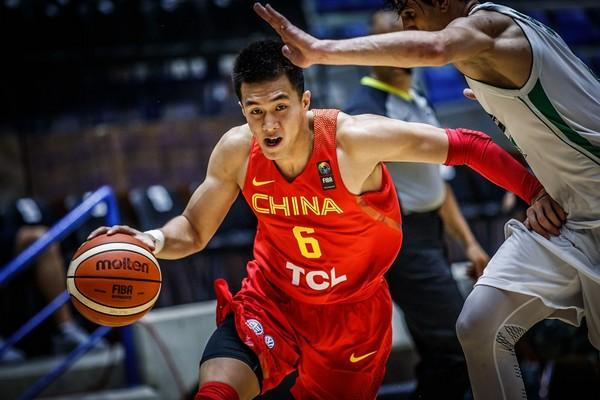 亚洲盃 只赢伊拉克1分 中国男篮差点又翻船