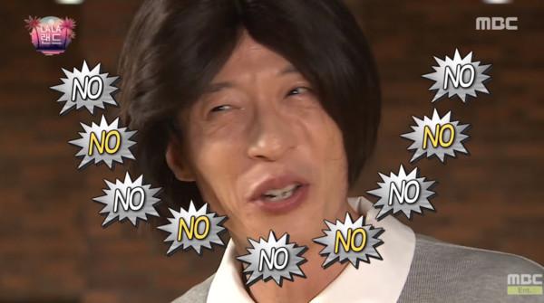 ▲劉在錫模仿。(圖/翻攝自YouTube)