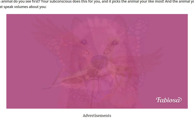 一張「動物圖」反映你的潛在特質。(圖/翻攝自《Daily Occupation》)