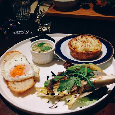 《金牌間諜》場景神復原!台北英倫名流早午餐店
