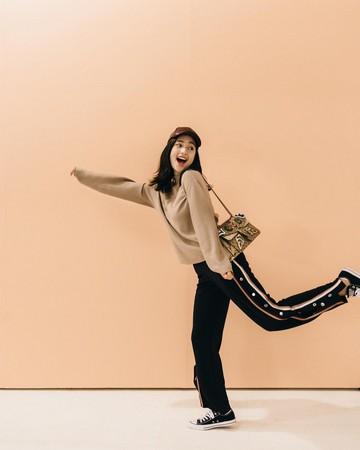 ▲孔劉廣告女主角是印尼演員Tatjana Saphira(塔吉娜薩菲拉)。(圖/翻攝自Tatjana IG)