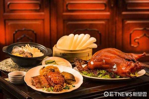 國賓川菜廳也推行式櫻桃鴨三吃 逐日限量10隻