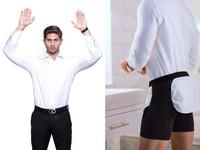 ▲神奇內褲Tucked Trunks讓男人襯衫不再皺巴巴、跑出褲頭(圖/翻攝自www.tuckedtrunks.com)