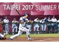 ▲世大運棒球中華與南韓,蘇智傑。(圖/記者李毓康攝)