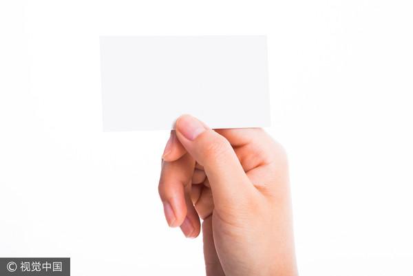 纸不小心有可能手指会被割伤.(示意图/CFP)-手被纸割伤特别痛