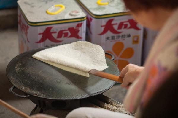 文山區饊子烙餅 行將失傳的徐州媽媽味