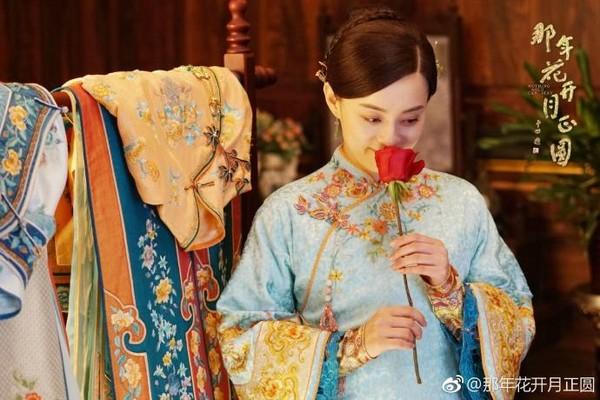 新劇《那年花開月正圓》 孫儷娘娘的戲你敢不看?