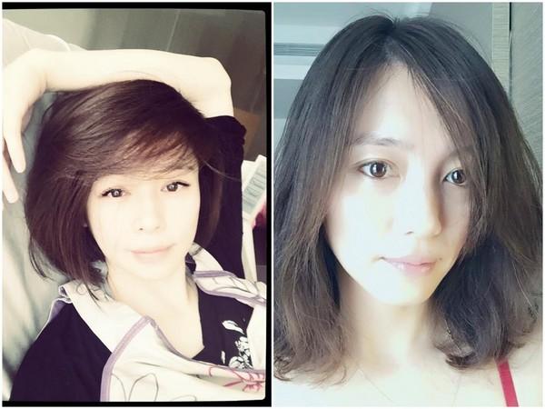 ▲徐若瑄和姊姊。(圖/翻攝自徐若瑄臉書)