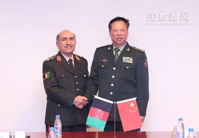 取代房峰辉! 李作成上任解放军联合参谋部参谋长