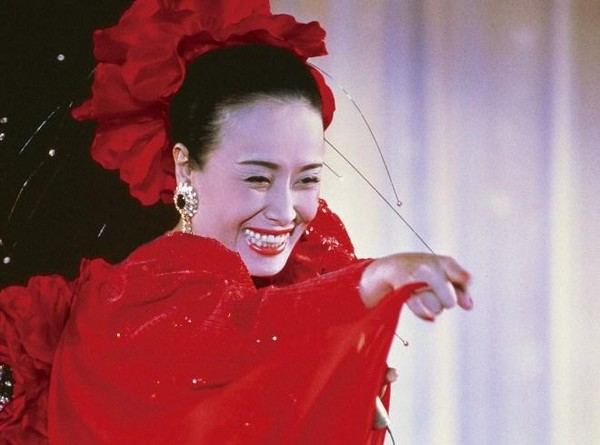 在紐約讓平井堅找回唱歌熱情的是日本已逝演歌巨星美空雲雀。(翻攝網路)