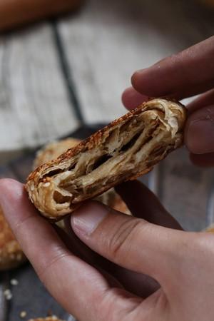 吃京式芝麻醬火燒不需飛北京 他在台北再現胡同燒餅香