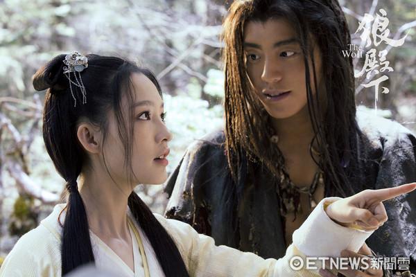 ▲王大陸《狼殿下》飾演渤王,和疾冲(肖戰飾演)同時喜歡摘星(李沁飾演)。(圖/京騰娛樂提供)
