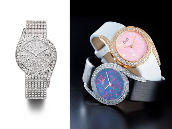 ▲伯爵珠寶錶Limelight Gala推26mm小錶徑(圖/品牌提供)